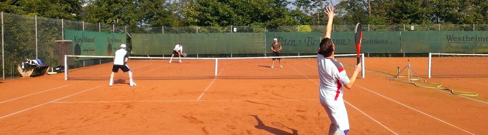Verein Tennisclub Alme 1977